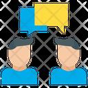 Conversation Chat Communication Icon