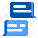 Talk Deal Meeting Icon