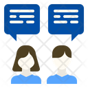 Talk Deal Sharing Icon