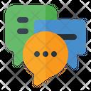Conversation Chat Chatting Icon