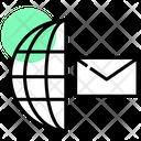 Conversation Web Message Online Mail Icon