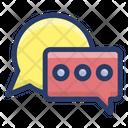 Conversation Communication Discussion Icon