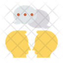 Discussion Chat Bubble Icon