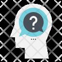 Conversation Education Head Icon