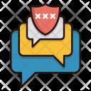 Conversation security Icon