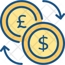 Conversion Currency Exchange Icon