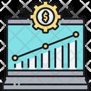Conversion Rate Optimizer Icon
