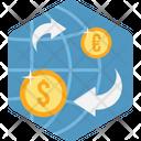 Money Translate Finance Icon