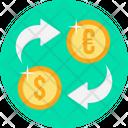 Change Money Finance Icon