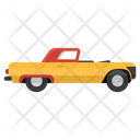 Roadster Convertible Transport Icon