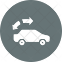Convertible Car Vehicle Icon