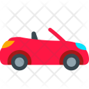 Convertible Car Icon