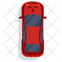 Convertible Car Transport Cab Icon