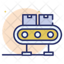 Conveyer Belt Icon