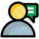 Conveying Message Icon