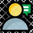 Communication Talk Meeting Icon