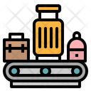 Conveyor Airport Luggage Icon