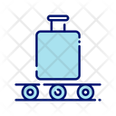 Conveyor Conveyor Belt Bag Icon