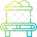 Conveyor Machine Factory Icon