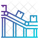 Technology Machine Factory Icon