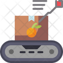 Box Conveyor Delivery Icon