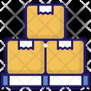 Conveyor Box Distribution Icon