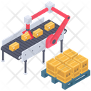 Conveyor Belt Icon
