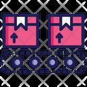 Conveyor Belt Conveyor Belt Icon