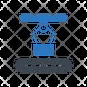 Conveyor Belt Packing Icon