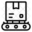 Conveyor Box Industry Icon