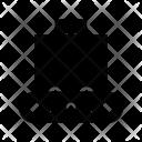 Conveyor Belt Luggage Icon