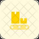 Conveyor Belt Conveyor Package Icon