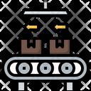 Conveyor Belt Icon