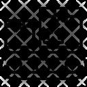 Conveyor Belt Box Icon