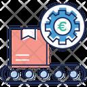 Conveyor Belt Setting Icon