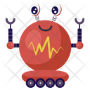 Conveyor Robot Processing Robot Mechanical Robot Icon