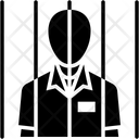 Convict Prisoner Jail Icon