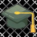 Mortarboard Academic Cap Academic Hat Icon