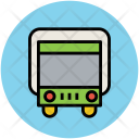 Convoy Logistic Shipping Icon