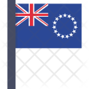 Cook Islands Flag Icon