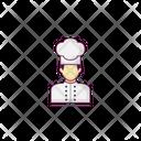 Cook Chef Hotel Icon
