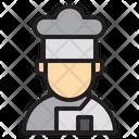 Cook Chef Restaurant Icon