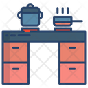 Cook Kitchen Cooking Icon