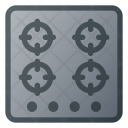 Cook Gas Stove Icon