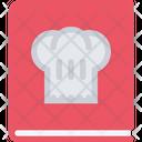 Cook Book Recipe Book Chef Book Icon
