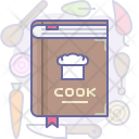Recipe Cookery Book Icon