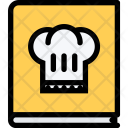 Cook Book Food Icon