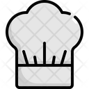 Chef Hat Kitchen Icon