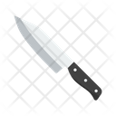 Cook Knife Tool Blade Icon