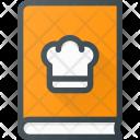 Cookbook Book Coock Icon